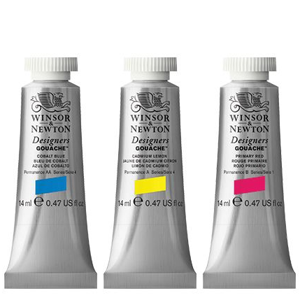 Winsor and Newton Designers Gouache 14ml