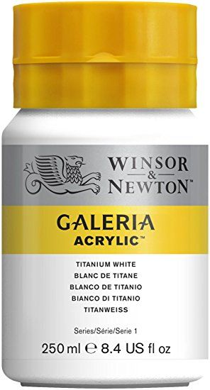 Winsor & Newton Galeria Acrylic Paint 250ml Pot